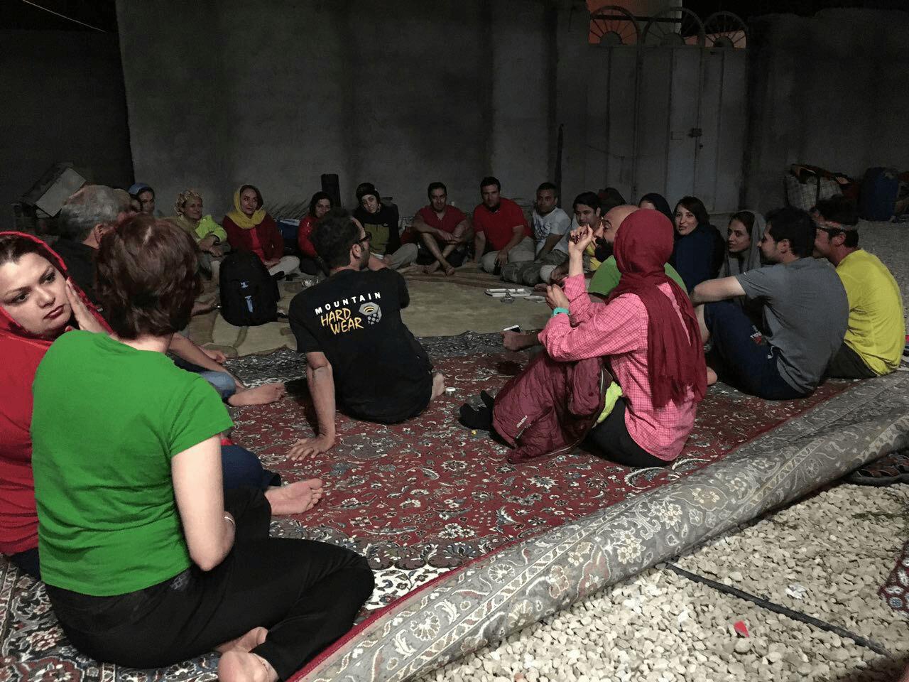 مهدی پارسا - عکس از سفر به بندر مقام ۹۵ - Mehdi Parsa Bandar Mogham trip