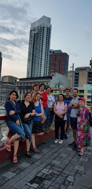 مهدی پارسا - عکس از سفر به فیلیپین ۹۷ - Mehdi Parsa Philippines trip